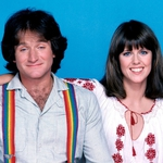 "Image for the Sitcom programme ""Mork and Mindy"""