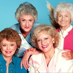 "Image for the Sitcom programme ""The Golden Girls"""