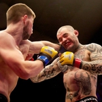 "Image for the Sport programme ""Cage Warriors"""