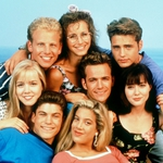 "Image for the Drama programme ""Beverly Hills, 90210"""