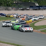 "Image for the Motoring programme ""Adac GT Masters"""