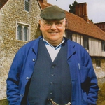 "Image for the History Documentary programme ""Fred Dibnah's Building of Britain"""
