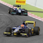 "Image for the Motoring programme ""GP2 Series: Sprint Race"""