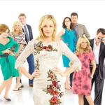 "Image for the Drama programme ""GCB"""