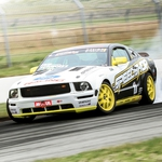 "Image for the Motoring programme ""French Drift Championship"""