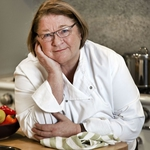 "Image for the Cookery programme ""Rosemary Shrager's Classic Christmas"""