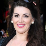 "Image for the Cookery programme ""Jodie Prenger's Christmas Feast"""