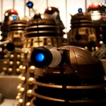 "Image for the Science Fiction Series programme ""Doctor Who: The Daleks"""
