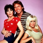 "Image for the Sitcom programme ""Three's Company"""