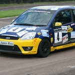 "Image for the Motoring programme ""Ford Racing Fiesta Junior Championship"""