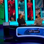 "Image for the Sport programme ""The Football's on"""