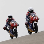 "Image for the Motoring programme ""Red Bull MotoGP Rookies Cup"""