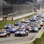 "Image for the Motoring programme ""Blancpain Sprint Series Review"""