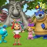 "Image for the Animation programme ""Everything's Rosie Special"""