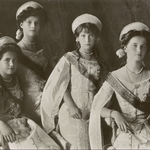 "Image for the History Documentary programme ""Russia's Lost Princesses"""