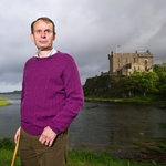"Image for the Documentary programme ""Andrew Marr's Great Scots: The Writers Who Shaped a Nation"""