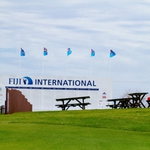 "Image for the Sport programme ""Golf: Fiji International Highlights"""