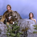 "Image for the Film programme ""Disney's White Fang II: Myth of the White Wolf"""