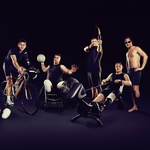"Image for the Documentary programme ""Countdown to the Invictus Games"""