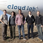 "Image for the Scientific Documentary programme ""Operation Cloud Lab: Secrets of the Skies"""