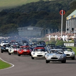 "Image for the Motoring programme ""Goodwood Revival"""