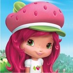"Image for the Animation programme ""Strawberry Shortcake"""