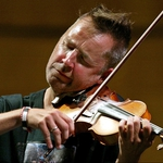 "Image for the Documentary programme ""Nigel Kennedy"""
