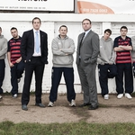 "Image for the Documentary programme ""School of Hard Knocks"""