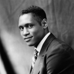 "Image for the Documentary programme ""Paul Robeson"""