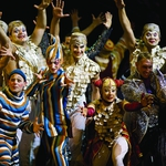"Image for the Arts programme ""Cirque du Soleil"""