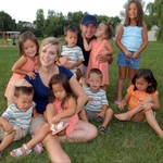 "Image for the Documentary programme ""Jon and Kate Plus 8"""
