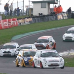 "Image for the Motoring programme ""Scottish Mini Cooper Cup"""