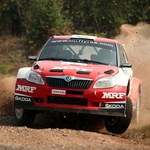 "Image for the Motoring programme ""Asia Pacific Rally Championship"""