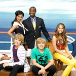 "Image for the Kids Drama programme ""The Suite Life on Deck"""