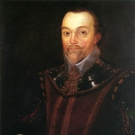 "Image for the History Documentary programme ""Sir Francis Drake"""