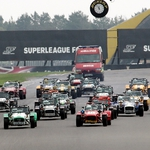 "Image for the Motoring programme ""Caterham UK Racing"""