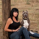"Image for the Nature programme ""Pit Bulls and Parolees"""