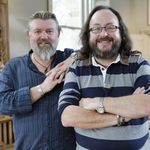 "Image for the Cookery programme ""The Hairy Bikers' Cook Off"""