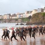 "Image for the Sport programme ""Ironman Wales"""