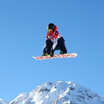 "Image for the Sport programme ""Snowboarding"""