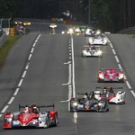 "Image for the Motoring programme ""European Le Mans Series Highlights"""