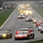 "Image for the Motoring programme ""International GT Open"""