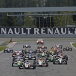 "Image for the Motoring programme ""Eurocup Formula Renault 2.0"""