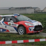 "Image for the Motoring programme ""Belgian Rally"""