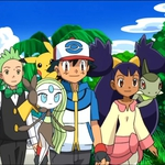 "Image for the Childrens programme ""Pokémon: Bw Rival Destinies"""