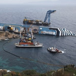 "Image for the Documentary programme ""Costa Concordia Disaster: One Year on"""
