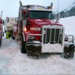 "Image for the Documentary programme ""Highway Thru Hell: USA"""
