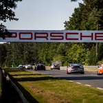 "Image for the Motoring programme ""Porsche Carrera Cup France"""