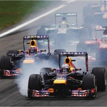 "Image for the Motoring programme ""F1 Forum"""