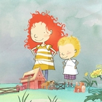 "Image for the Kids Drama programme ""Stella and Sam"""